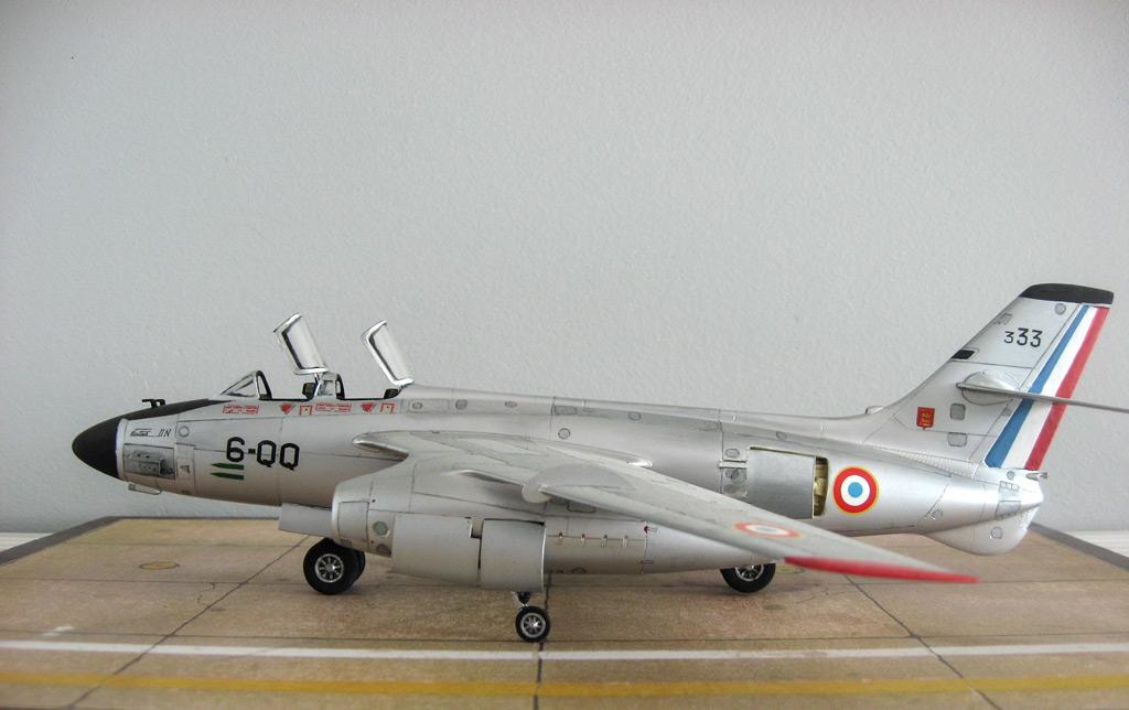 maquette avion vautour